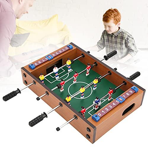 Fútbol de Mesa, Mesa de Juego de fútbol para niños, Mesa de futbolín para Salas de Juegos, Fiestas, Noche Familiar