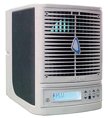 Triad Aer V3 Large Room Air Purifier, Medical Grade Filtration with Lifetime washable charcoal filter, 99.99% Airborne Particle Removal, Captures Allergens, Bacteria, Viruses, Mold