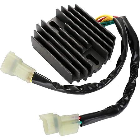 SELEAD Voltage Regulator Rectifier Fit for 2003-2007 Polaris Predator 500 ESR541 4012536