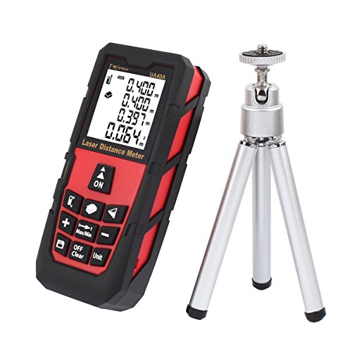 DMiotech Laser Distance Measure 131ft 40m Mini Handheld Digital Laser...