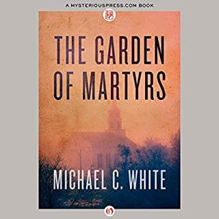 The Garden of Martyrs audiobook cover art