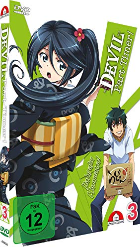 The Devil is a Part-Timer - Vol.3 - [DVD]