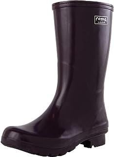 Roma Boots Women`s EMMA Mid Rain Boots