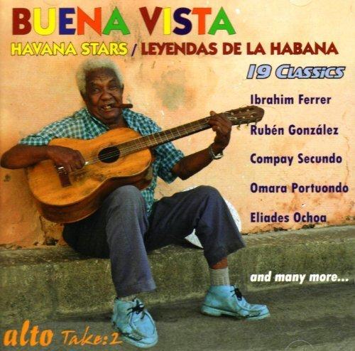Havana Stars / Leyendas De La Habana by Buena Vista Social Club Alumni, Ibrahim Ferrer, Compay Segundo, Eliades Ochoa, O (2011-01-25)