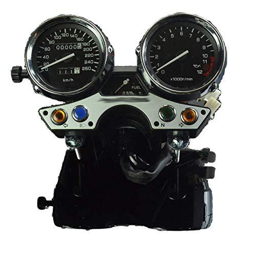 Motorrad Tachometer Kilometerzähler Instrument Tacho Gauge Cluster Meter für XJR 1200 1994-1997 260 Drehen Motorrad