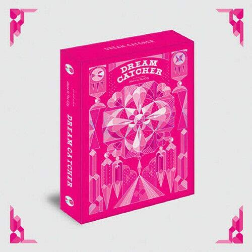 DREAM CATCHER ALONE IN THE CITY 3rd Mini Kihno Album Kit+Tarjeta postal+24 tarjetas fotográficas+TRACKING CODE K-POP SEALED