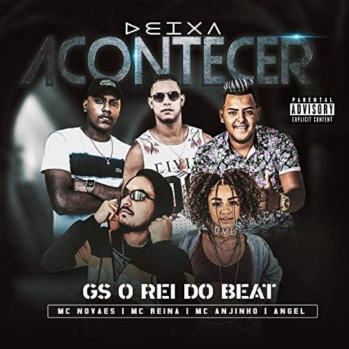 Mc Reina, GS O Rei do Beat & Mc Novaes feat. MC Anjinho & Angel