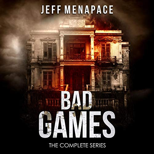 Bad Games: The Complete Series cover art