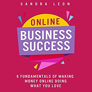 Online Business Success audiobook cover art