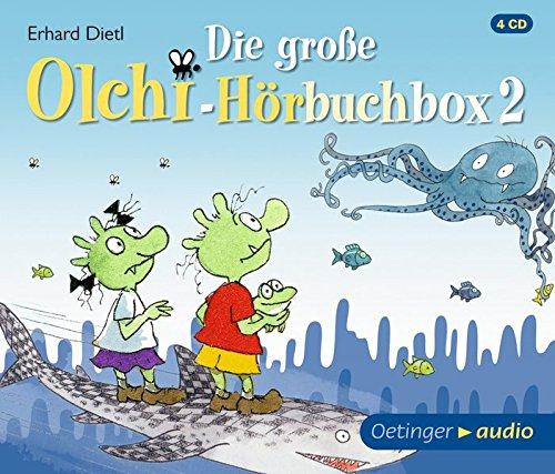 Die Große Olchi-Hörbuchbox 2