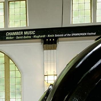 Weber, Sains-Saëns, Klughardt & Krein: Chamber Music