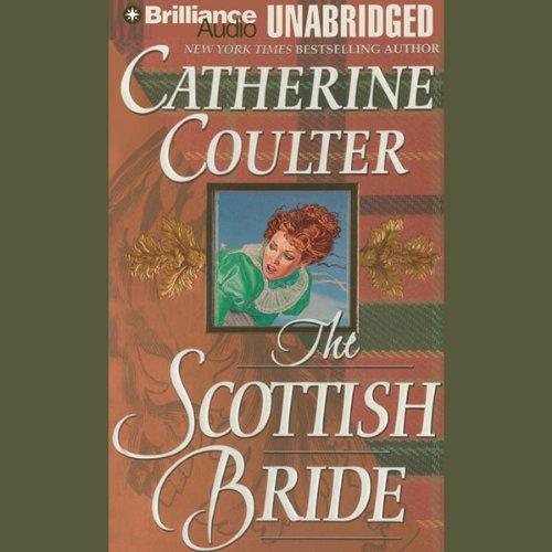The Scottish Bride audiobook cover art