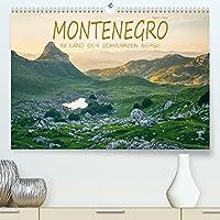 Montenegro - Im Land der schwarzen Berge (Premium, hochwertiger DIN A2 Wandkalender 2022, Kunstdruck in Hochglanz): Ansichten aus dem Balkanland Montenegro (Monatskalender, 14 Seiten )