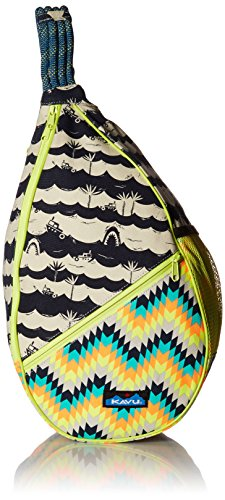 KAVU Paxton Sling Pack, Shark Bait, One Size