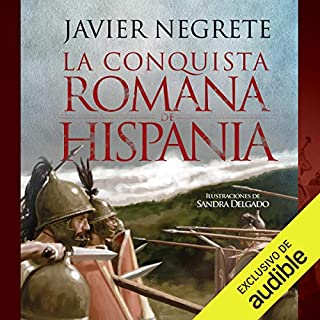 La conquista romana de Hispania [The Roman Conquest of Hispania] cover art