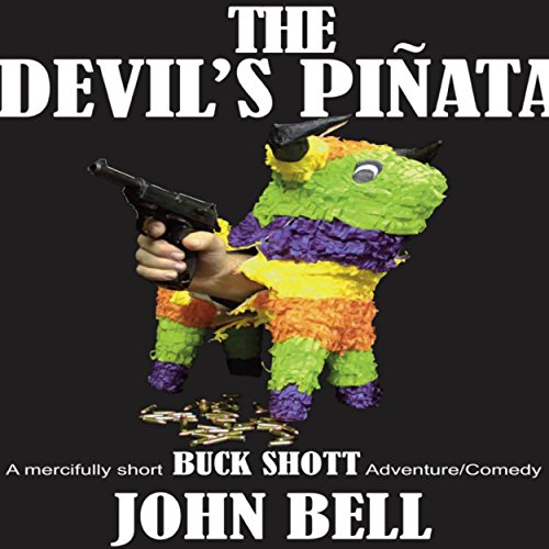 The Devil's Pinata cover art