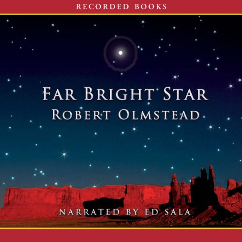 Far Bright Star  audiobook cover art