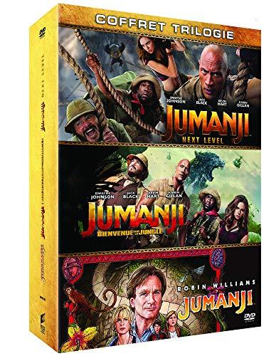 Jumanji Trilogie 3 Films
