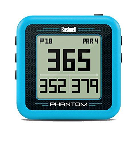 Bushnell Phantom Golf GPS, Blue/Gray