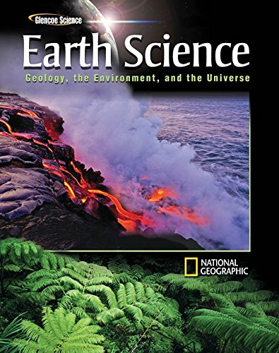 Compare Textbook Prices for Glencoe Earth Science: Geology, the Environment, and the Universe, Student Edition HS EARTH SCI GEO, ENV, UNIV 1 Edition ISBN 9780078746369 by Francisco Borrero,Frances Scelsi Hess,Juno Hsu,Gerhard Kunze,Stephen A. Leslie,Stephen Letro,Michael Manga,Len Sharp,Theodore Snow