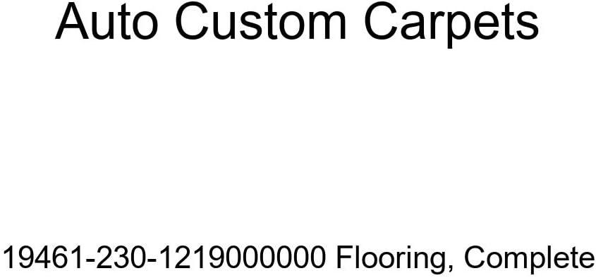 Auto Custom Carpets Sale special price 19461-230-1219000000 Colorado Springs Mall Complete Flooring