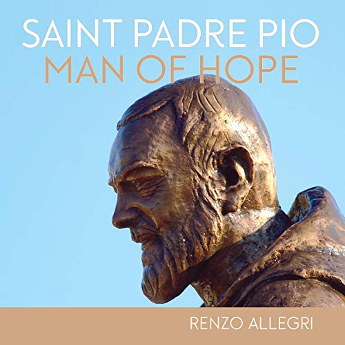 Saint Padre Pio cover art