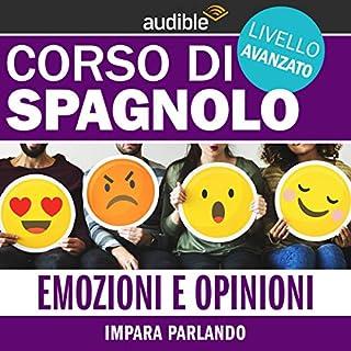 Emozioni e opinioni - Impara parlando copertina