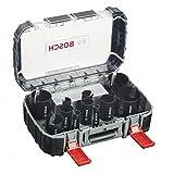 Bosch Professional 2608580870 Lochsägen-Set'Speed for Multi Construction' 15-teilig 20-76mm, schwarz