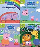 Nelson Mini-Bücher: 4er Peppa 9-12