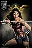 GB Eye - Justice League, Wonder Woman Solo, Maxi-Poster 61