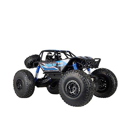 RC Auto kaufen Crawler Bild 4: 2,4Ghz RC ferngesteuerter 4WD Antrieb Crawler-Buggy, Kletterfahrzeug, Truck, Fahrzeug, Maßstab 1:14, Auto, Car, Komplett-Set*