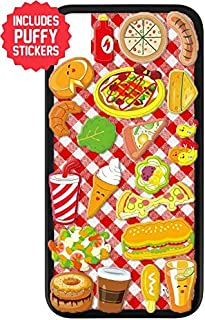 Wildflower Limited Edition iPhone Case for iPhone XR (Pizzeria with Stickers)