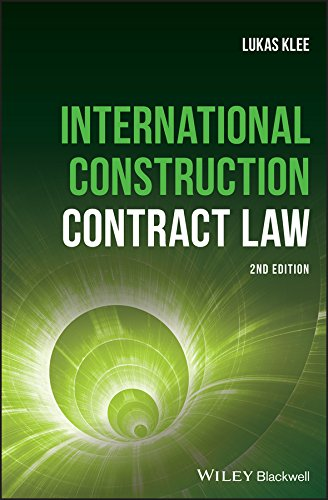 International Construction Contract Law (English Edition)
