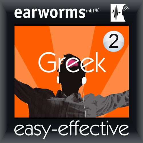 Rapid Greek     Volume 2              By:                                                                                                                                 Earworms Learning                               Narrated by:                                                                                                                                 Marlon Lodge                      Length: 1 hr and 14 mins     21 ratings     Overall 4.2