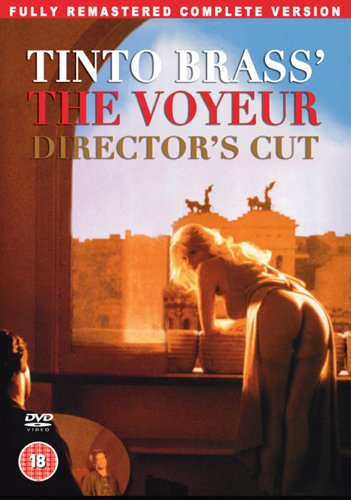 The Voyeur by Tinto Brass [DVD]