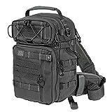 VANQUEST Javelin 3.0 VSlinger Left-Shoulder Sling Pack (Black)