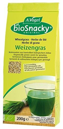 A.Vogel BioSnacky Keimsaat Weizengras, 200 g