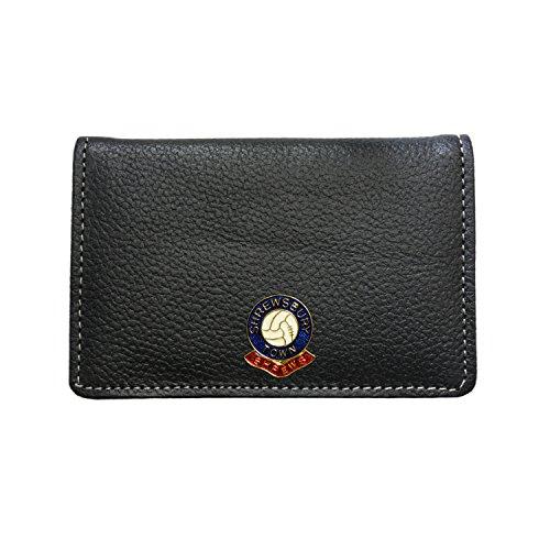 Shrewsbury Town Football Club Leather Card Holder Wallet