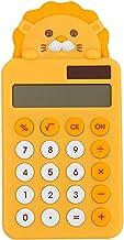 $28 » Basic Calculator Little Lion Calculator Portable Student Creative Cute Cartoon Calculators Solar Calculator Student Gift O...