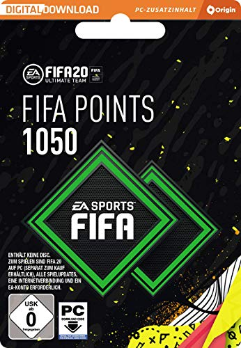 FIFA 20 Ultimate Team - 1050 FIFA Points - PC Code - Origin