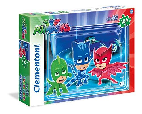 Clementoni Puzzle de 104PJ Masks 23989