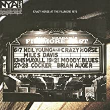 Live At The Fillmore East March 6 & 7, 1970