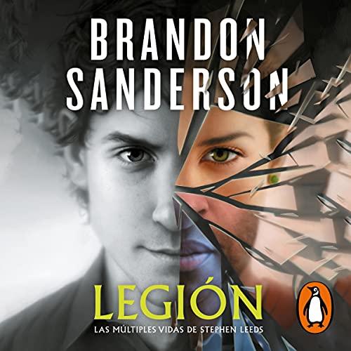 Legión: Las múltiples vidas de Stephen Leeds [Legion: The Many Lives of Stephen Leeds] cover art