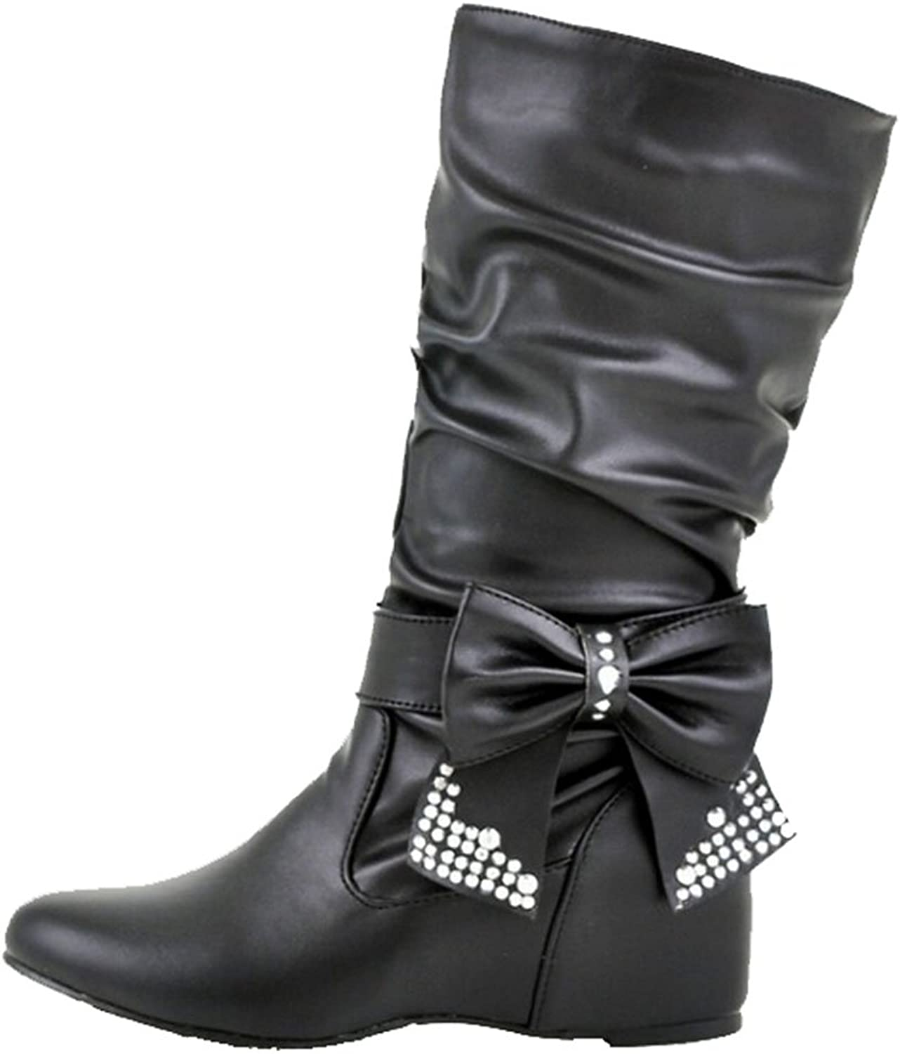 In-tube boots women boots Spring shoes increased boots