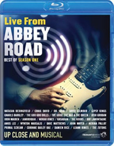 Live From Abbey Road: Best Of Season One [Blu-ray]