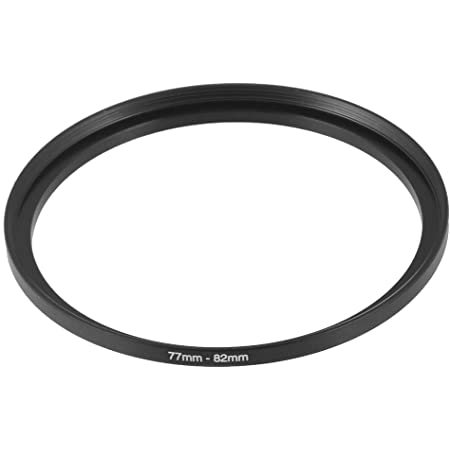 uxcell 52mm to 54mm Step-Up Filter Ring Adapter for Camera Lens