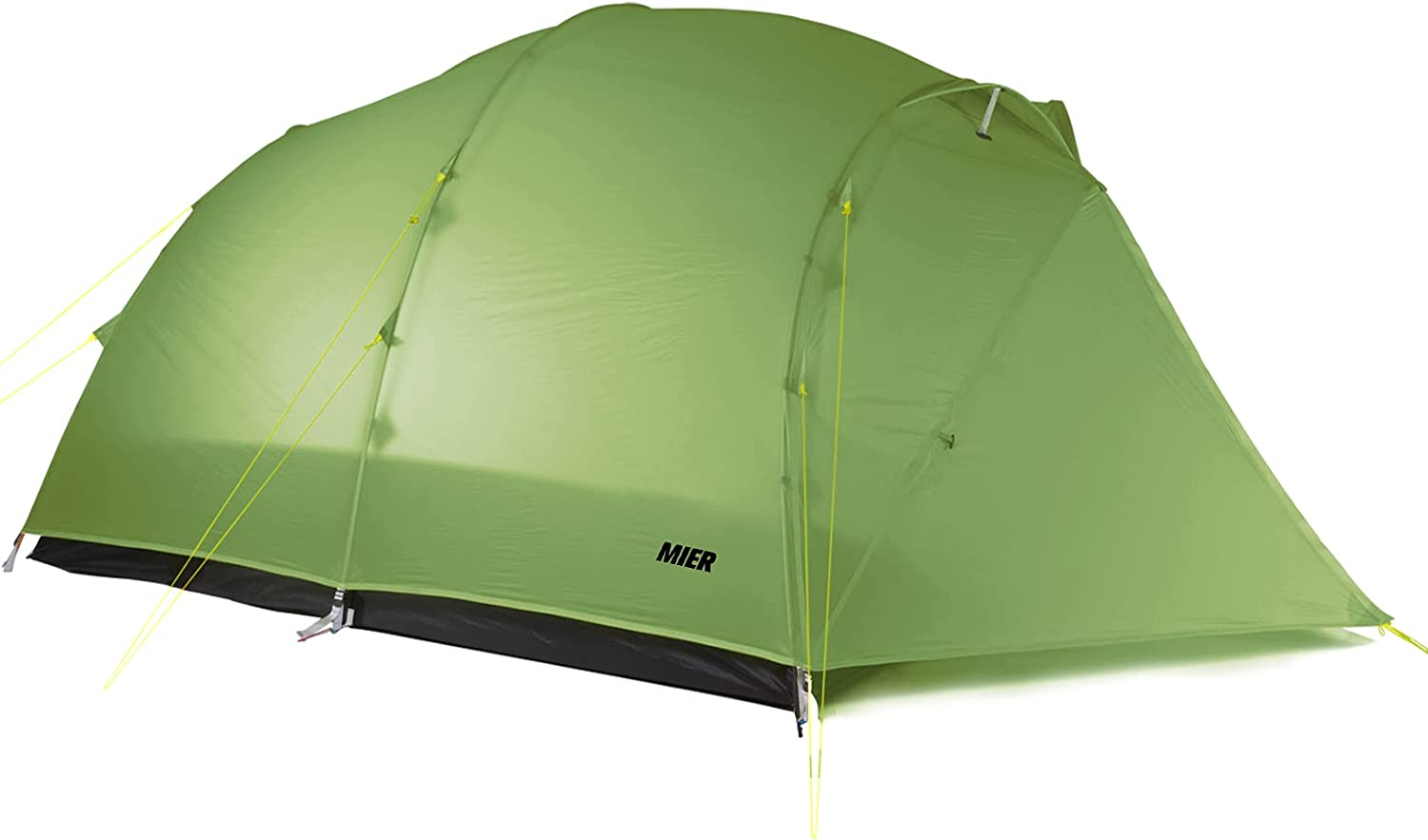 Long Beach Mall MIER Ultralight Waterproof Max 78% OFF Backpacking Tent 3-Person or for 4-Pe