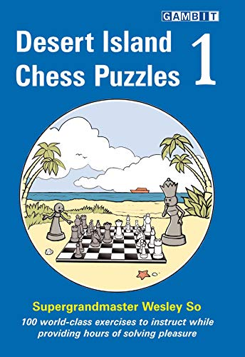 Desert Island Chess Puzzles 1
