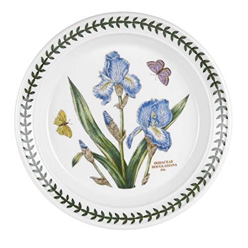 Portmeirion Botanic Garden Salad Plate(s) - Iris by Portmeirion