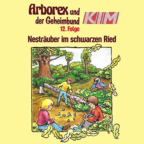 Nesträuber im schwarzen Ried audiobook cover art